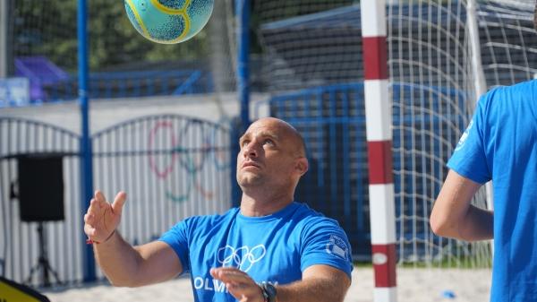 Международный Олимпийский день и Кубок Беларуси
